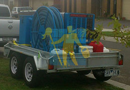 Tile Cleaners Melbourne Machine