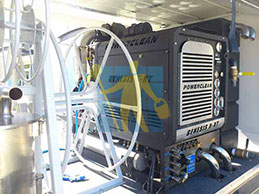 Truckmount Tile Cleaners Melbourne Turbo Machine