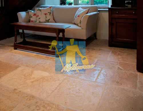 flagstone tile french bourgounge living