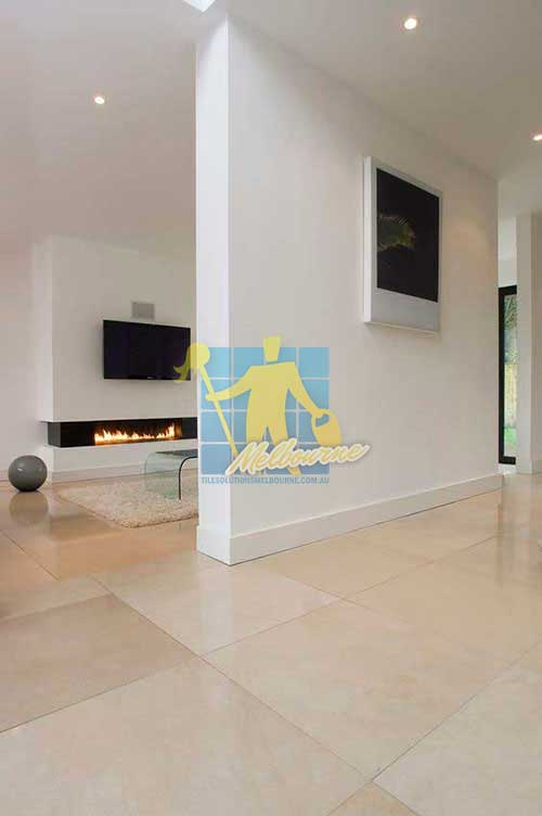 Honed Limestone floor tiles