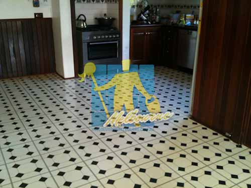 Vinyl Floor Clean Melbourne